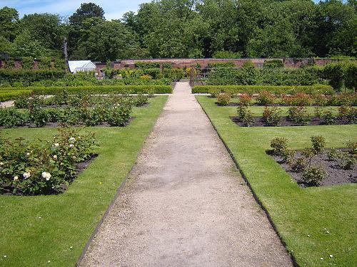 Croxteth Hall Garden