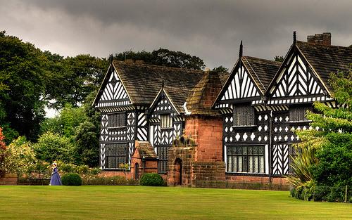 Speke Hall Garden, Liverpool