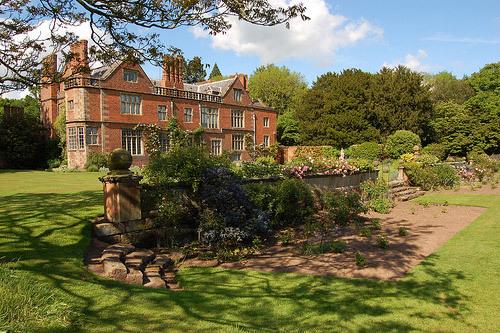 Dorfold Hall Garden, Cheshire