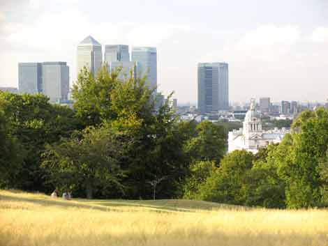 City as Landscape: Greenwich Park and University