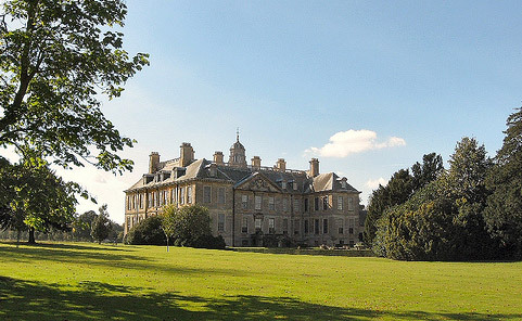 View of Belton House
