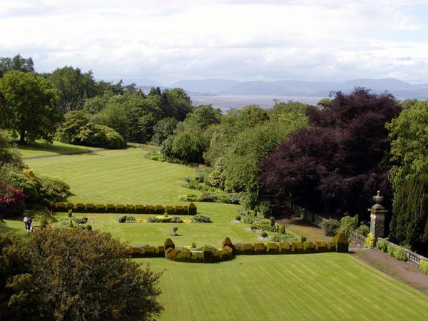 Finlaystone Garden, Scotland