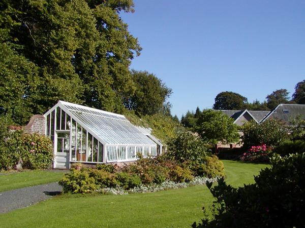 Greenhouse, Finlaystone Garden