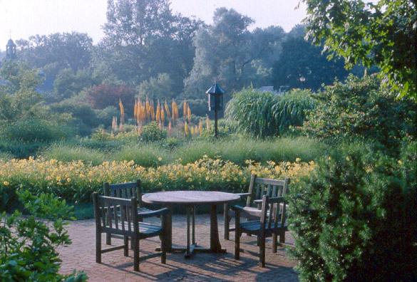 Kingwood Center Gardens, Mansfield
