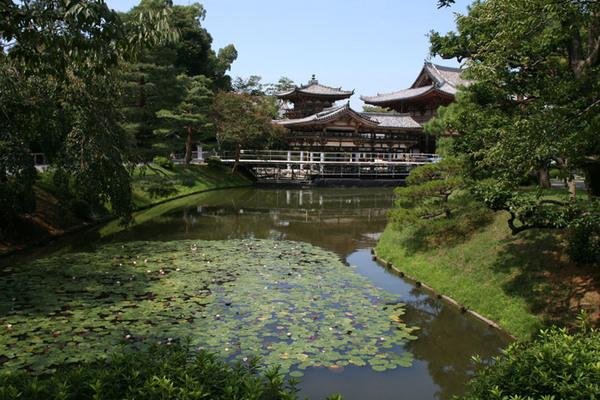 Byodo-in Monastery Garden, Kyoto