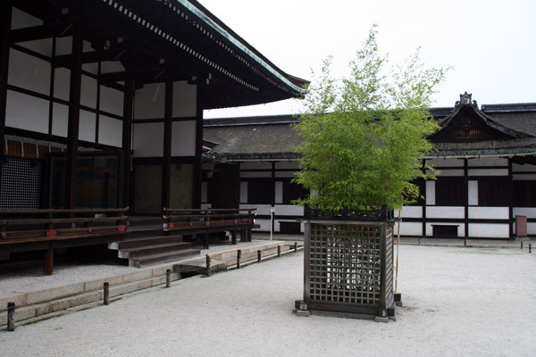 Courtyard, Kyoto Gosho Imperial Palace Garden