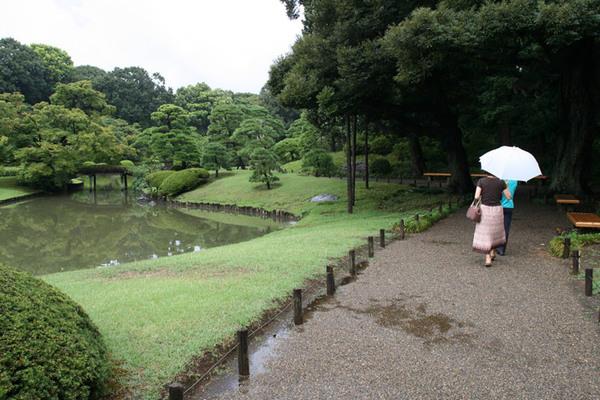 Rikugien Stroll Garden, Japan