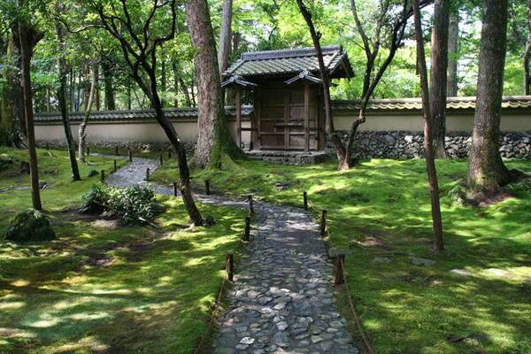 Saiho-ji Moss Garden, Japan