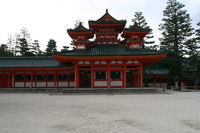 Medium heian shrine garden original