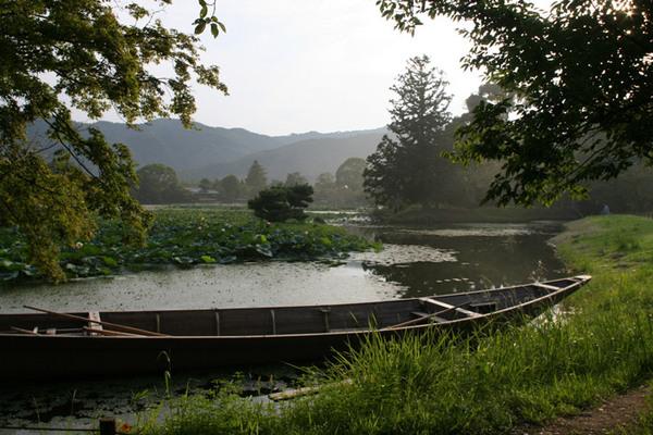 Osawa Pond, Japan