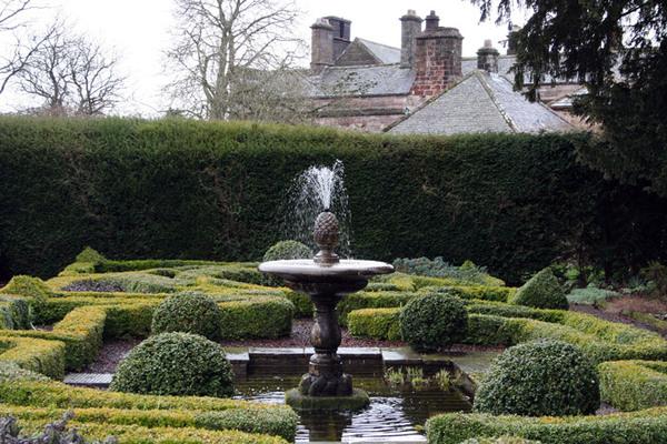 Dalemain Garden, Cumbria