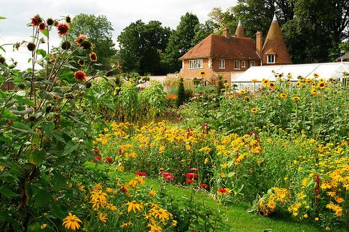 Godinton House Garden, Sepember 2007
