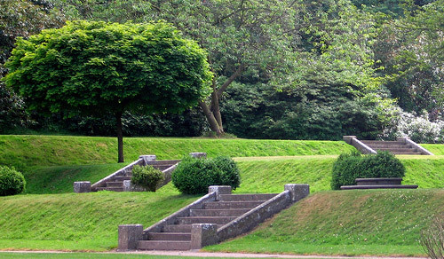 Gawthorpe Hall Garden, Lancashire