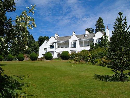 Brockhole Garden, Windemere