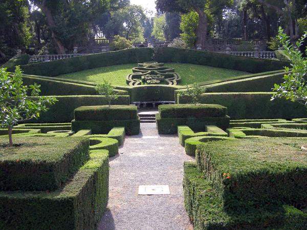 Villa Lante, Italy