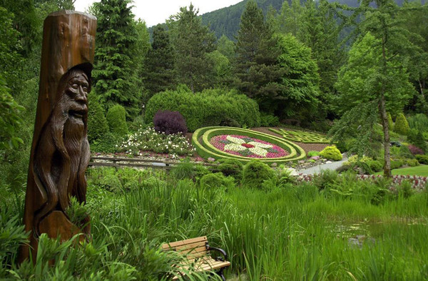 Lake Garden, Minter Gardens