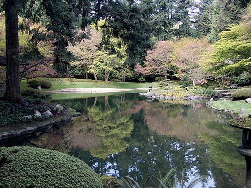 Nitobe Memorial Gardens, British Columbia