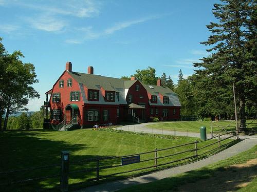 Roosevelt Campobello Cottage