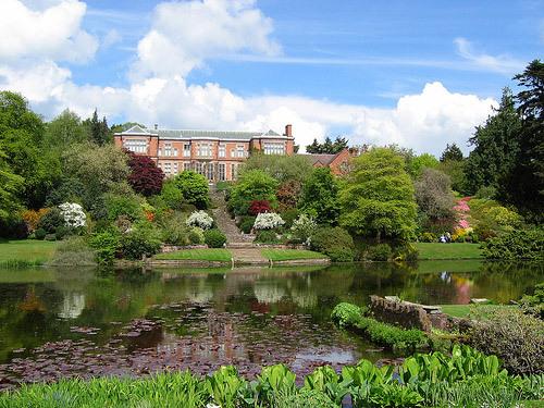 Hodnet Hall Gardens, Shropshire