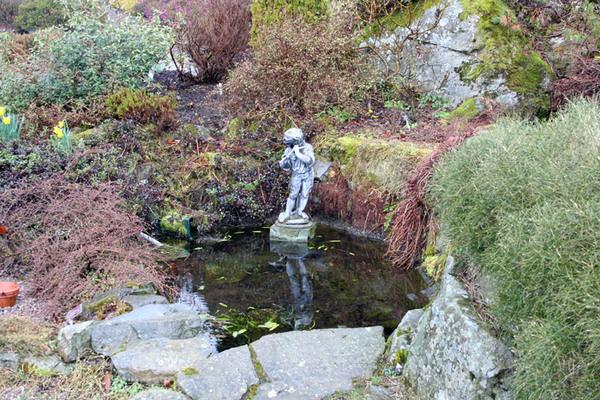Holehird Gardens, England
