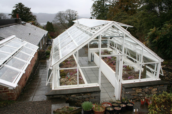 Greenhouse, Holehird Gardens