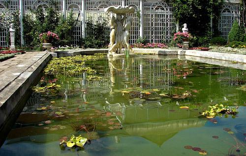 Italian Garden, Parkwood Estate