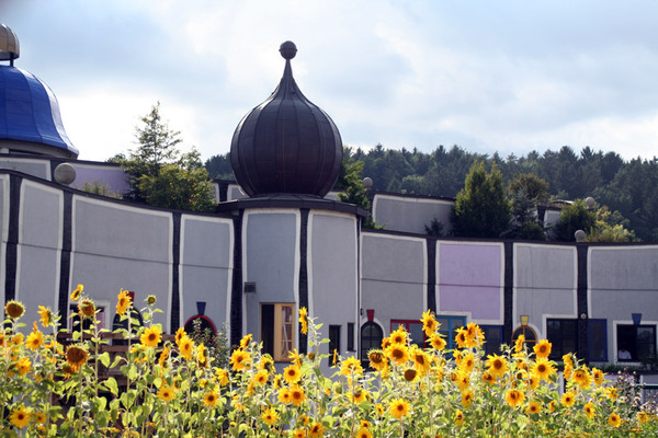 Sunflowers, Bad Blumau