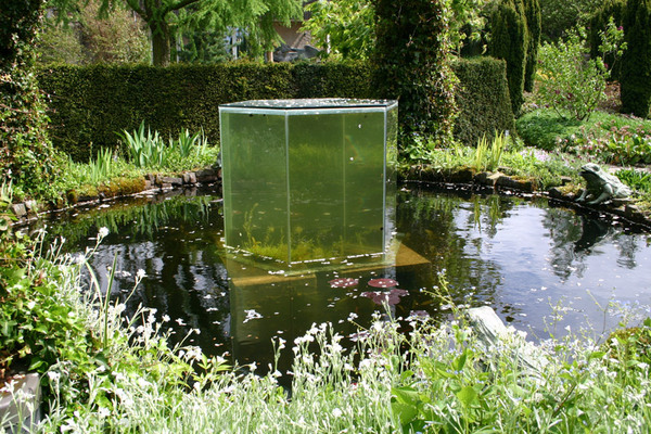 Botanische Vijvertuin van Ada Hofman, Loozen