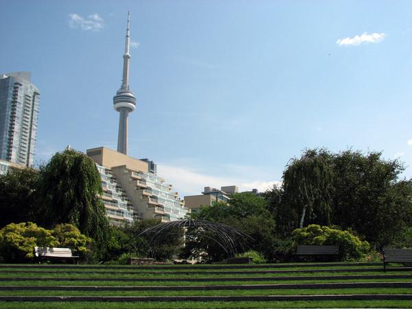 Toronto Music Garden, Ontario