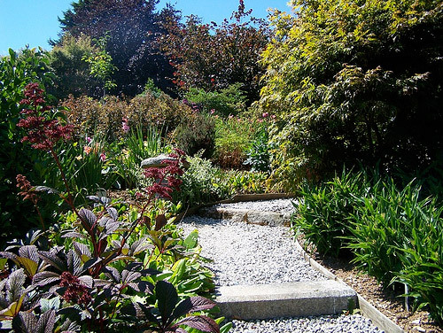 Ken Caro Gardens, Cornwall