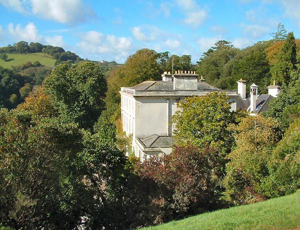 Greenway Garden, Devon