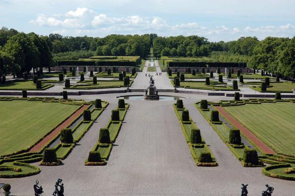Drottningholm Palace Garden, Sweden