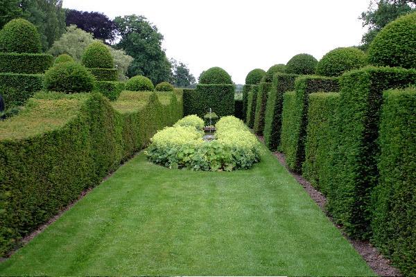 Huis Bingerden Garden, Holland