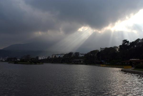 Mooragh Park Lake