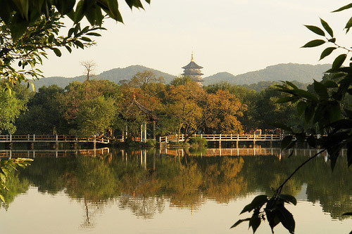 West Lake, China