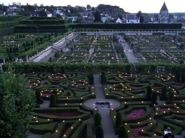 Chateau de Villandry, 2007