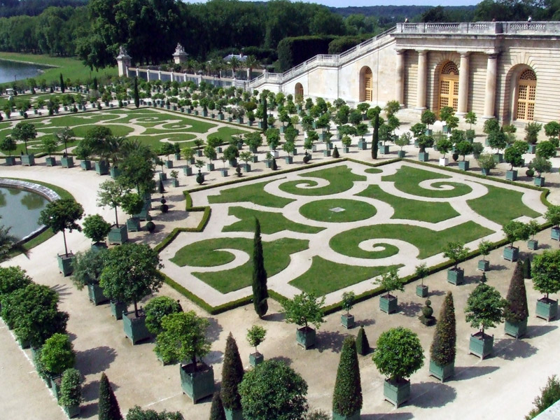 Gardens Of Versailles France 8
