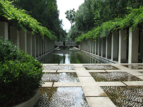Parc de Bercy, France