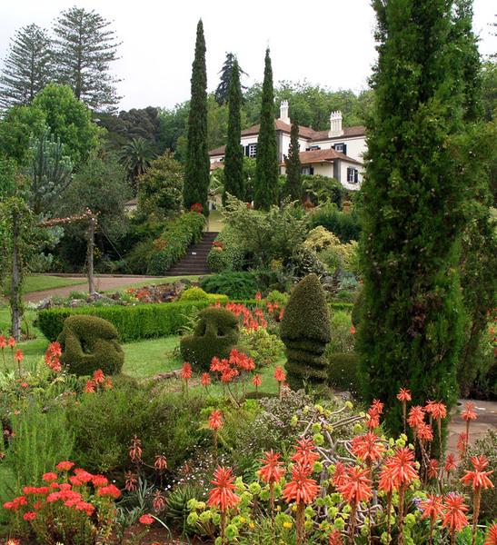 Sunken Garden, Quinta do Palheiro Ferreiro