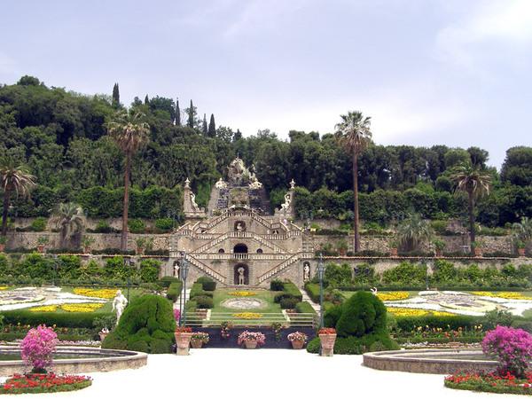 Villa Garzoni, Tuscany