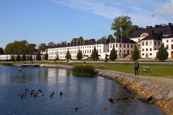 Karlbergs Slott, Sweden