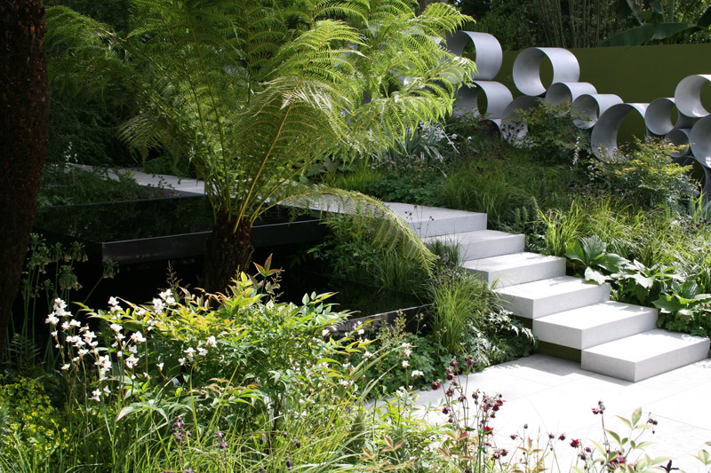 Cancer Research UK Garden, designed by Andy Sturgeon