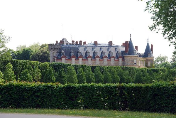 Chateau de Rambouillet, Ile-de France