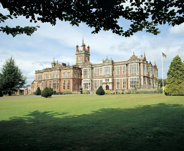 Crewe Hall Hotel, Cheshire