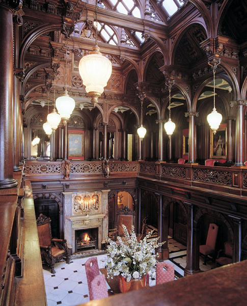 Long Hall, Crewe Hall Hotel