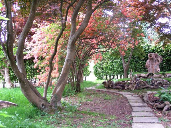 Herstmonceux Castle Garden, Hailsham