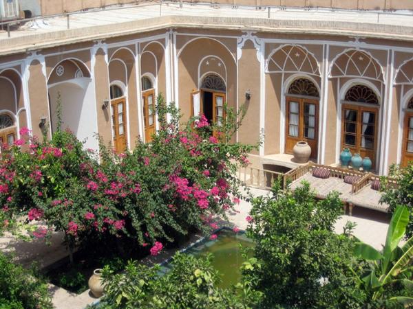 Kohan Kashane Hotel, Iran