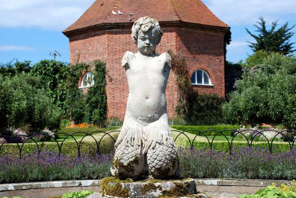 Felbrigg Hall Garden, Norfolk