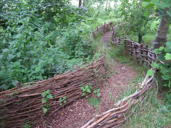 Path, Snowshill Manor Gardens