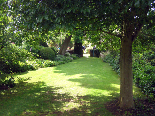 Snowshill Manor Gardens, Gloucestershire